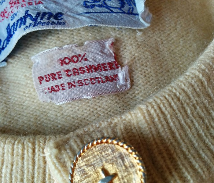 Caring for Cashmere