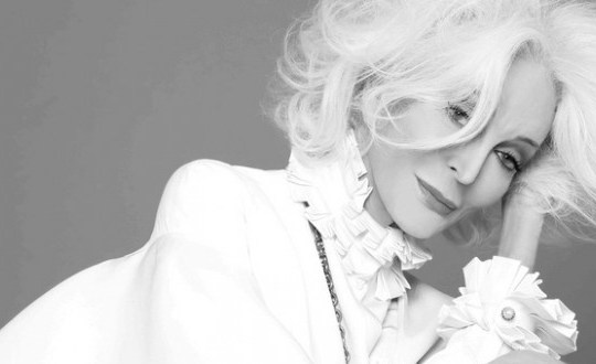 Icon: Carmen Dell'Orefice
