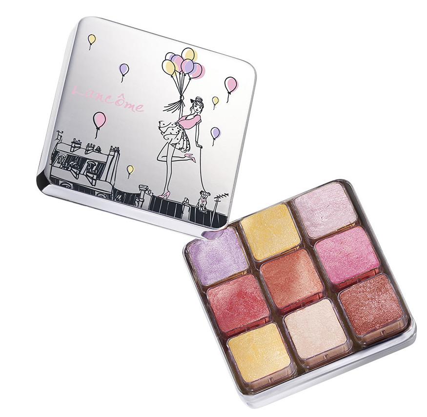 Lancôme | My Parisian Pastels Shimmer Cube | Hudsons Bay
