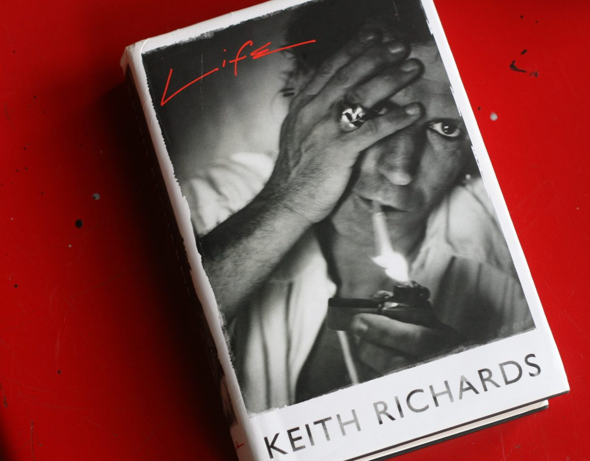Life | Keith Richards | Here