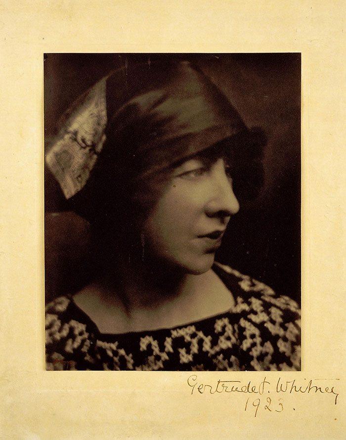 Gertrude Vanderbilt Whitney by Smithsonian Institution, via Flickr