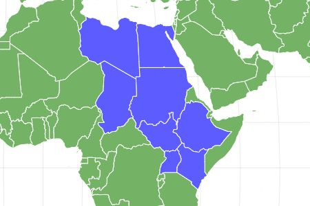 Abyssinian Locations