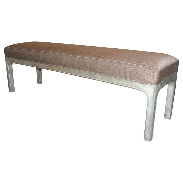Gold Bench White Gold Bench At 1stdibs