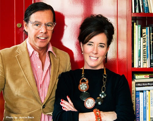 Shopping With Kate Valentine And Andy Spade At 1stdibs