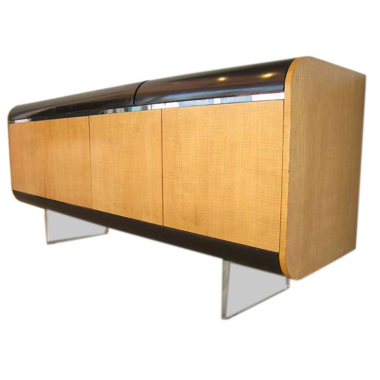VLADIMIR KAGAN BUFFET SIDEBOARD At 1stdibs
