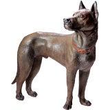 Standing Bronze Pug Dog For Sale At 1stdibs