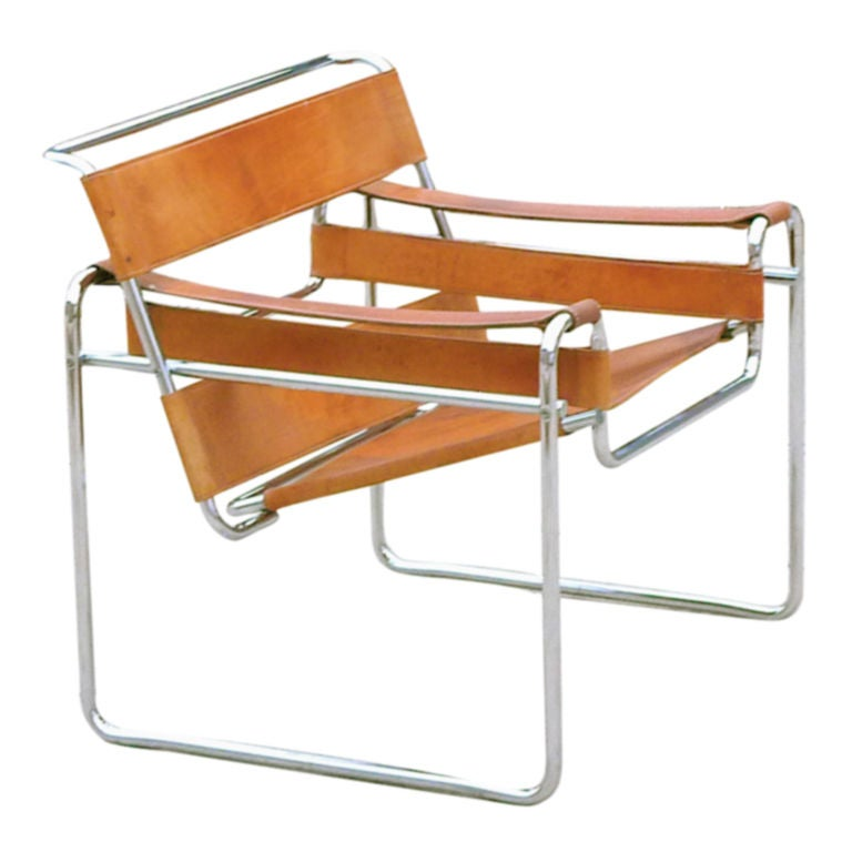 Marcel Breuer Wassily Chair 1927 At 1stdibs