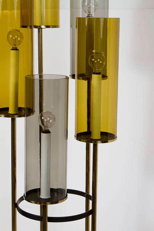 Multi Light Floor Lamp