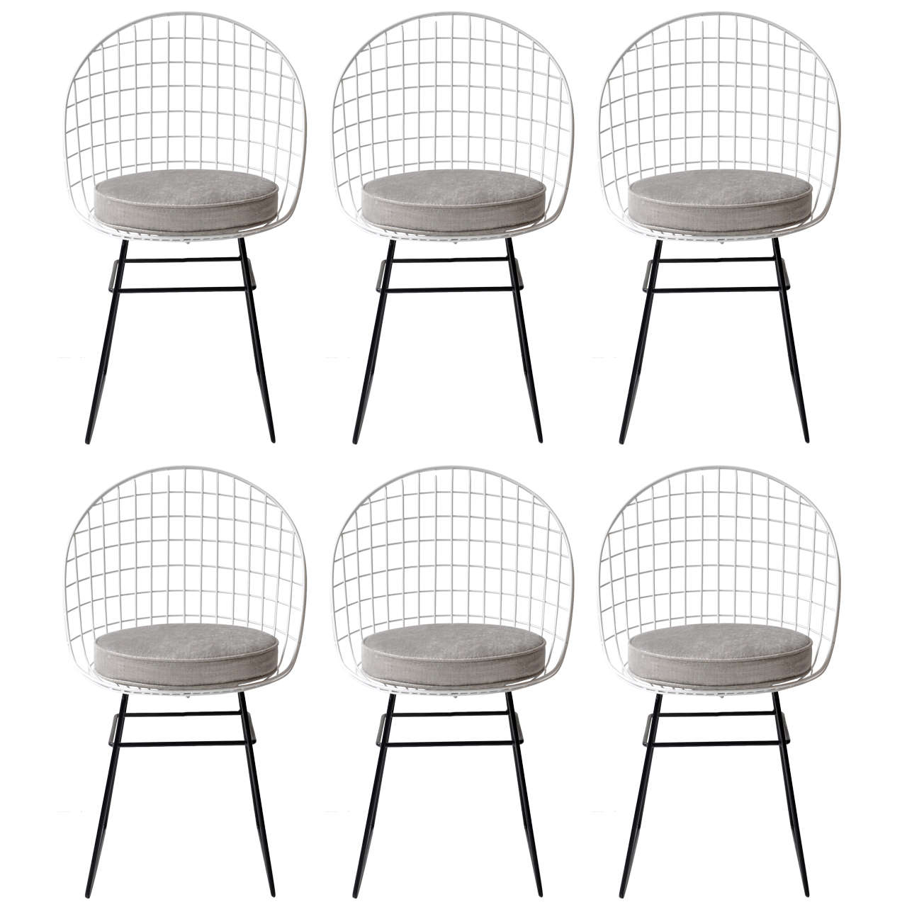 Set Of Eight Cees Braakman Chairs For Pastoe At 1stdibs