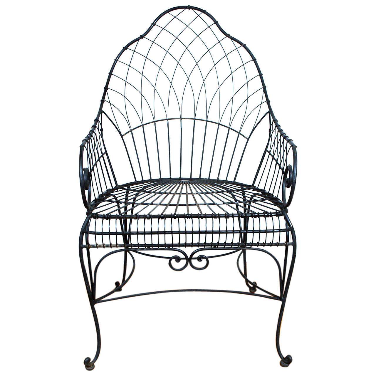 Garden Chair At 1stdibs