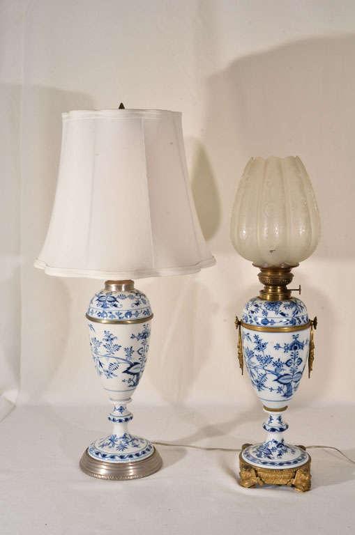 German Porcelain White Vase