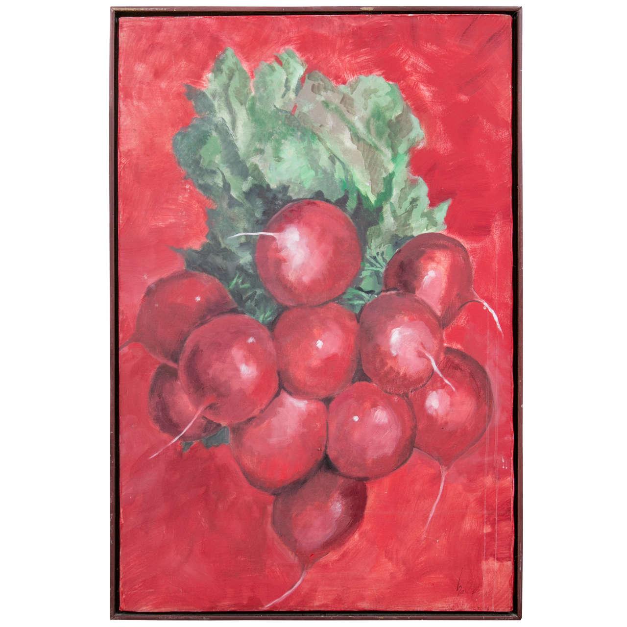 Resultado de imagem para radishes 1960s