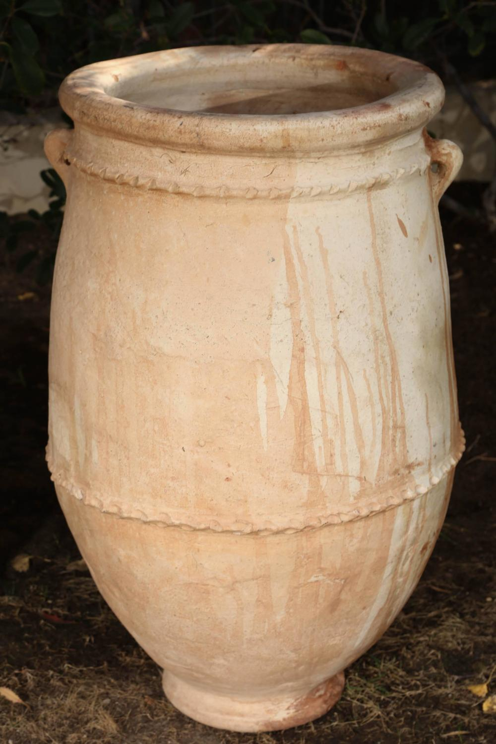 Large Oversized Moroccan Planters Olive Oil Jars At 1stdibs