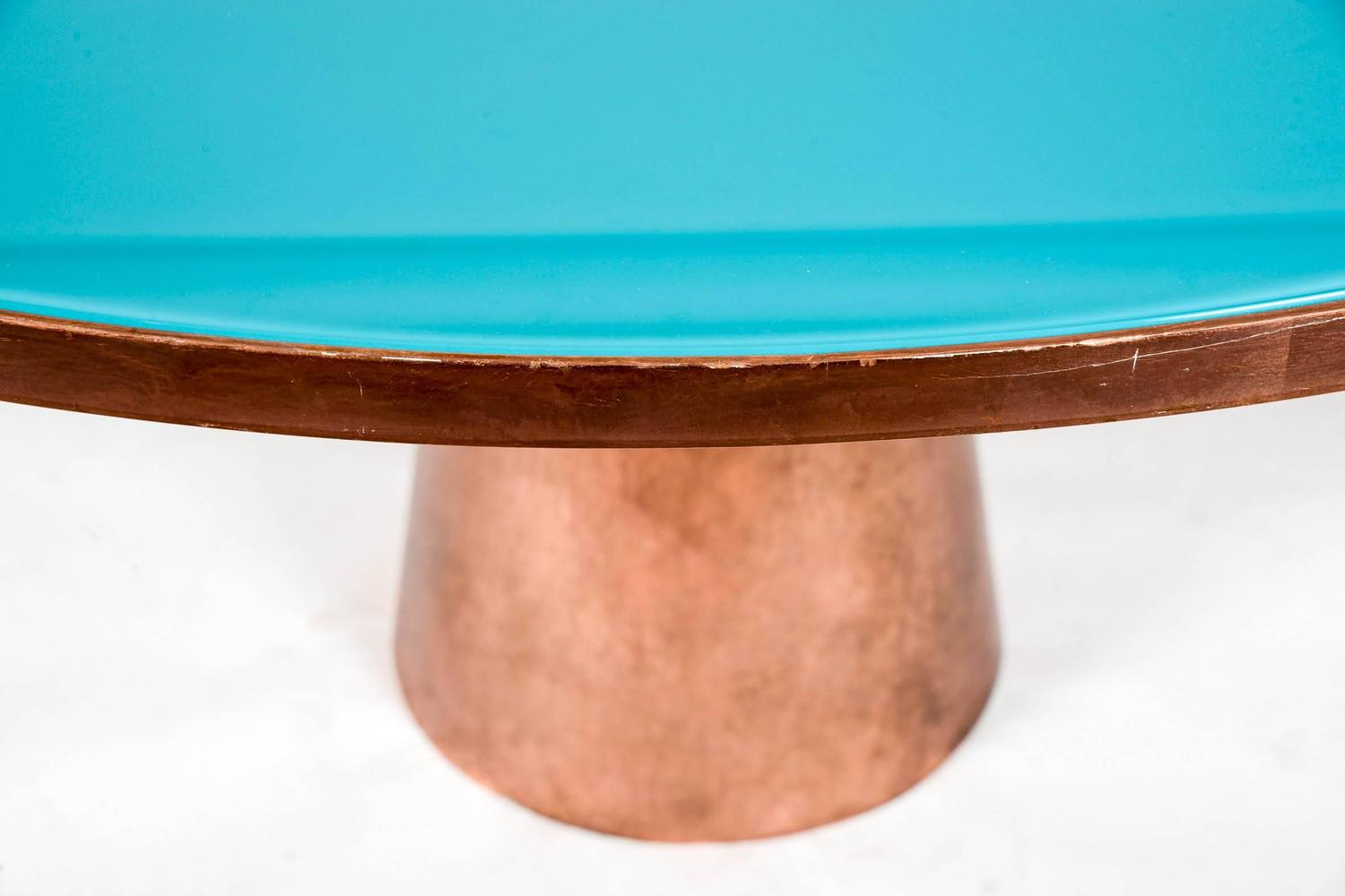 Large Copper Pedestal For Sale At 1stdibs