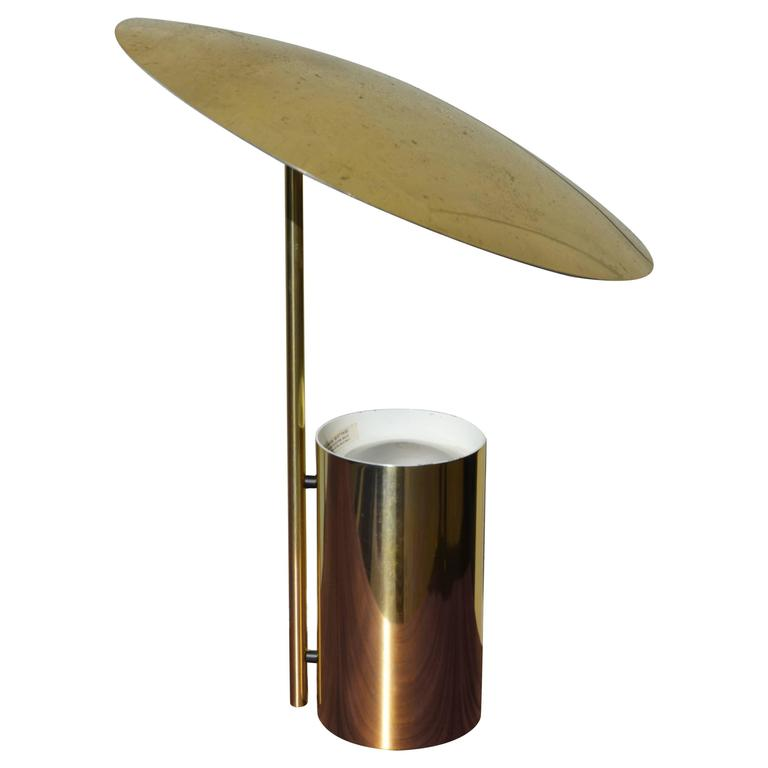 Paint Metal Lamp Base