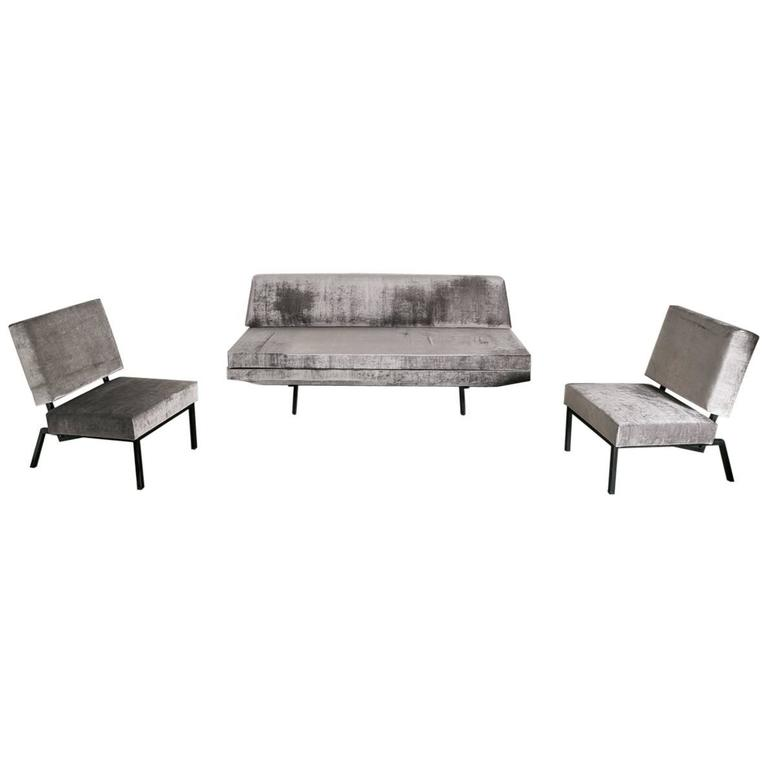 Zanuso Mid Century Daybed 1958 Italy For Sale At 1stdibs