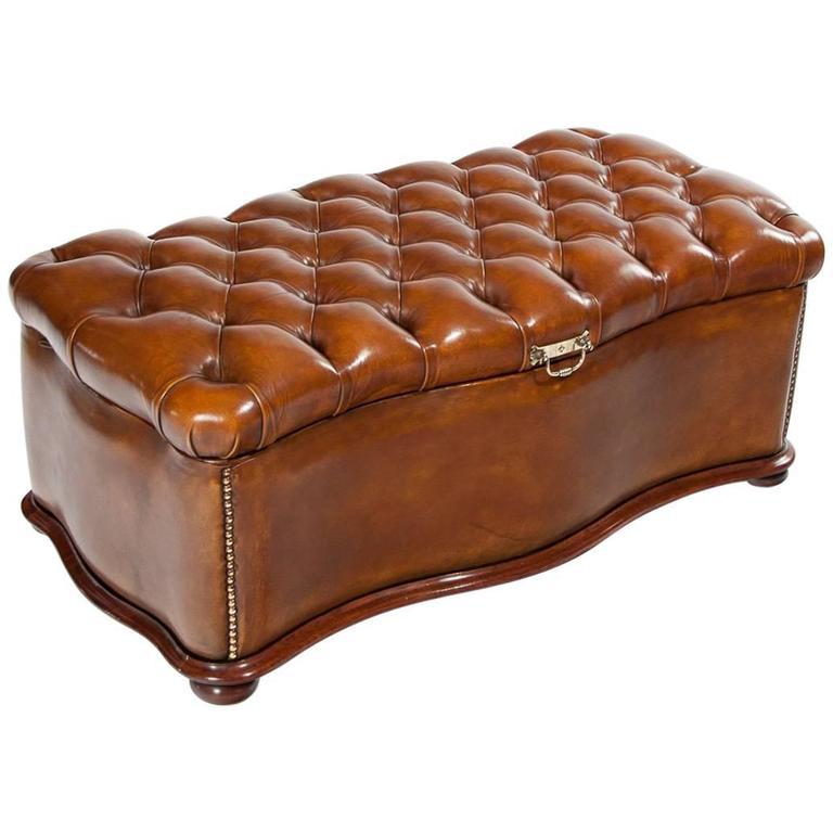 Leather And Tartan Armchair