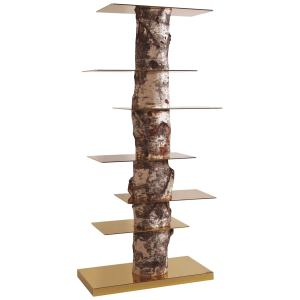 Andrea Branzi Bookcase Model Tronchi Superego Editions Italy
