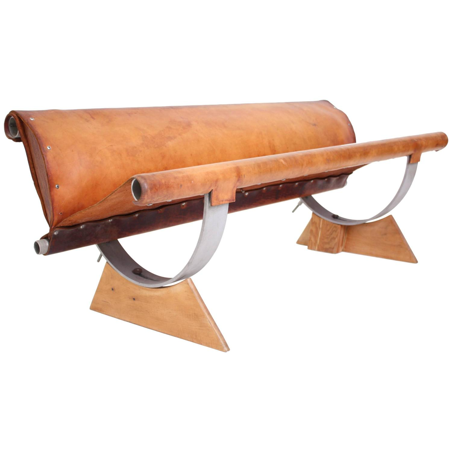 Rare Prototype Bench By Max Gottschalk For Sale At 1stdibs