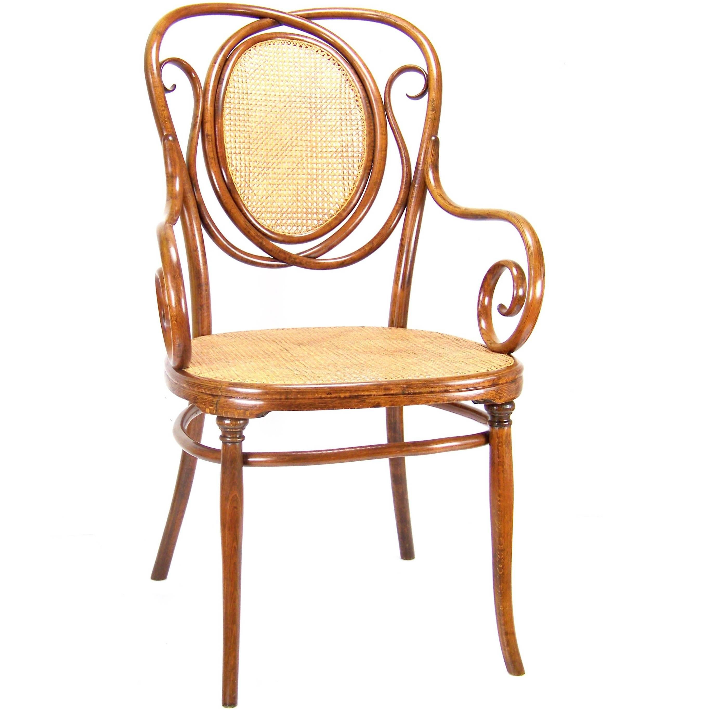 Rare Armchair Thonet Nr22 Circa 1887 1910 For Sale At
