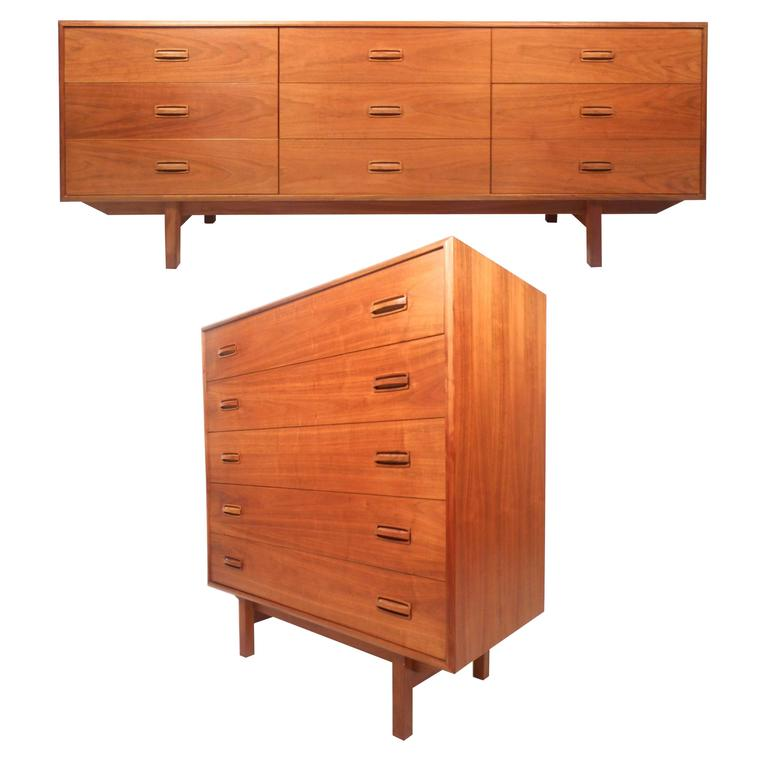 Danish Teak Bedroom Furniture