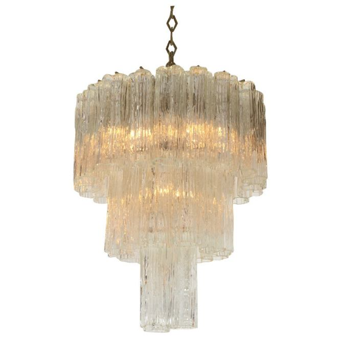 Murano Glass Chandelier For Three Tiered Replica Parts