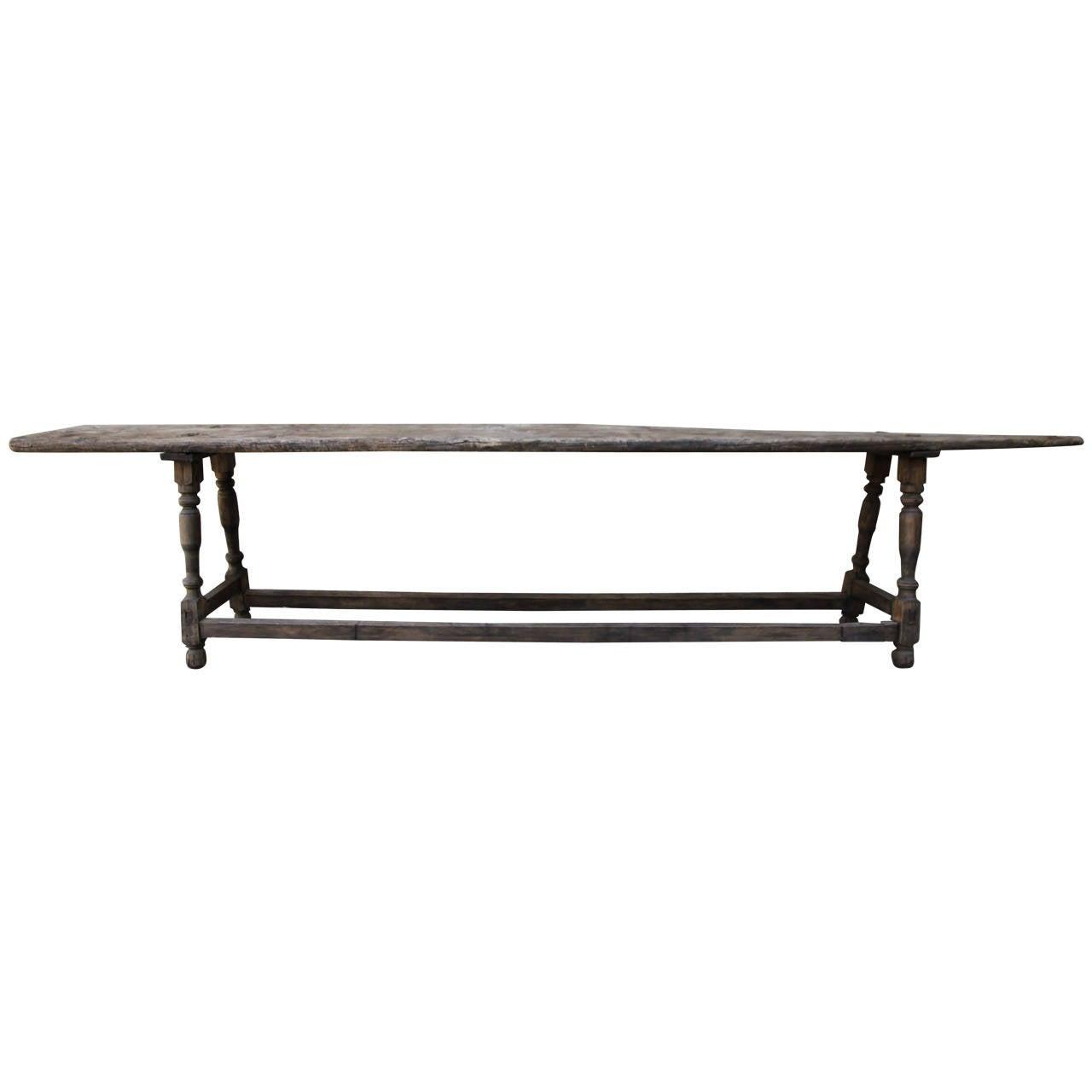 Antique Primitive Work Table At 1stdibs
