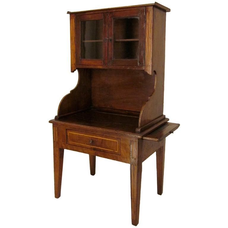 19th Century Louis XVI Style Miniature Desk At 1stdibs