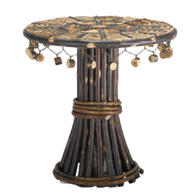 ISBA Occasional Table By Elizabeth Garouste And Mattia