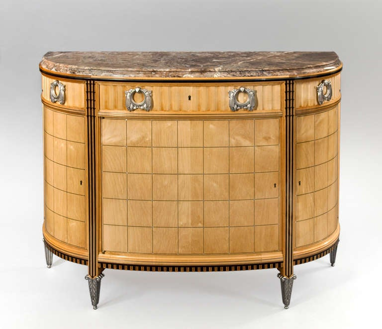 Paul Follot A Fine And Likely Unique Cabinet At 1stdibs