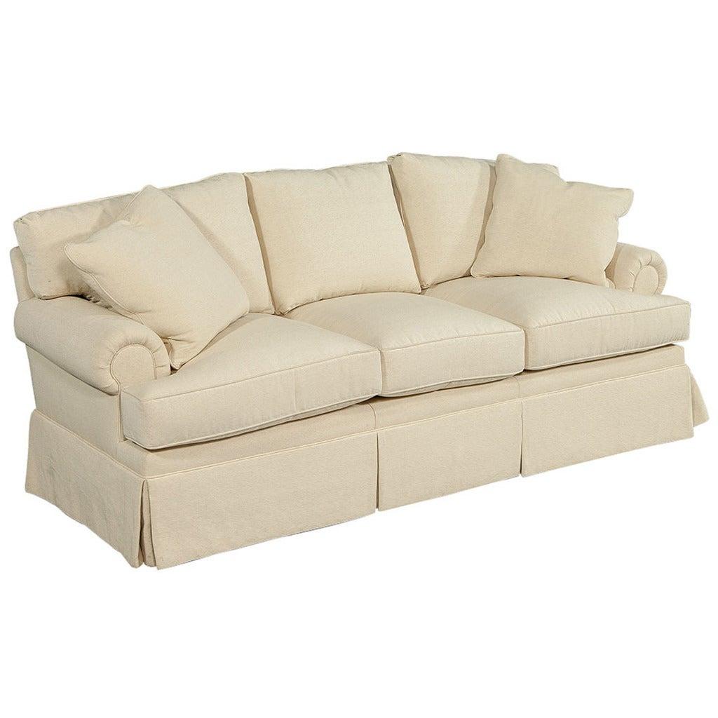 Baker Bradford Sofa At 1stdibs