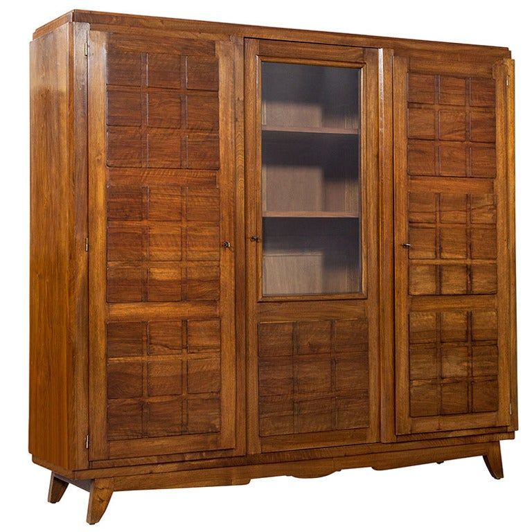 french art deco armoire for sale