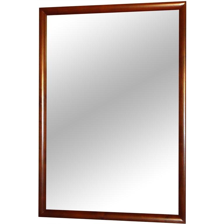 American Martinsville Walnut Mirror C1955 For Sale At 1stdibs