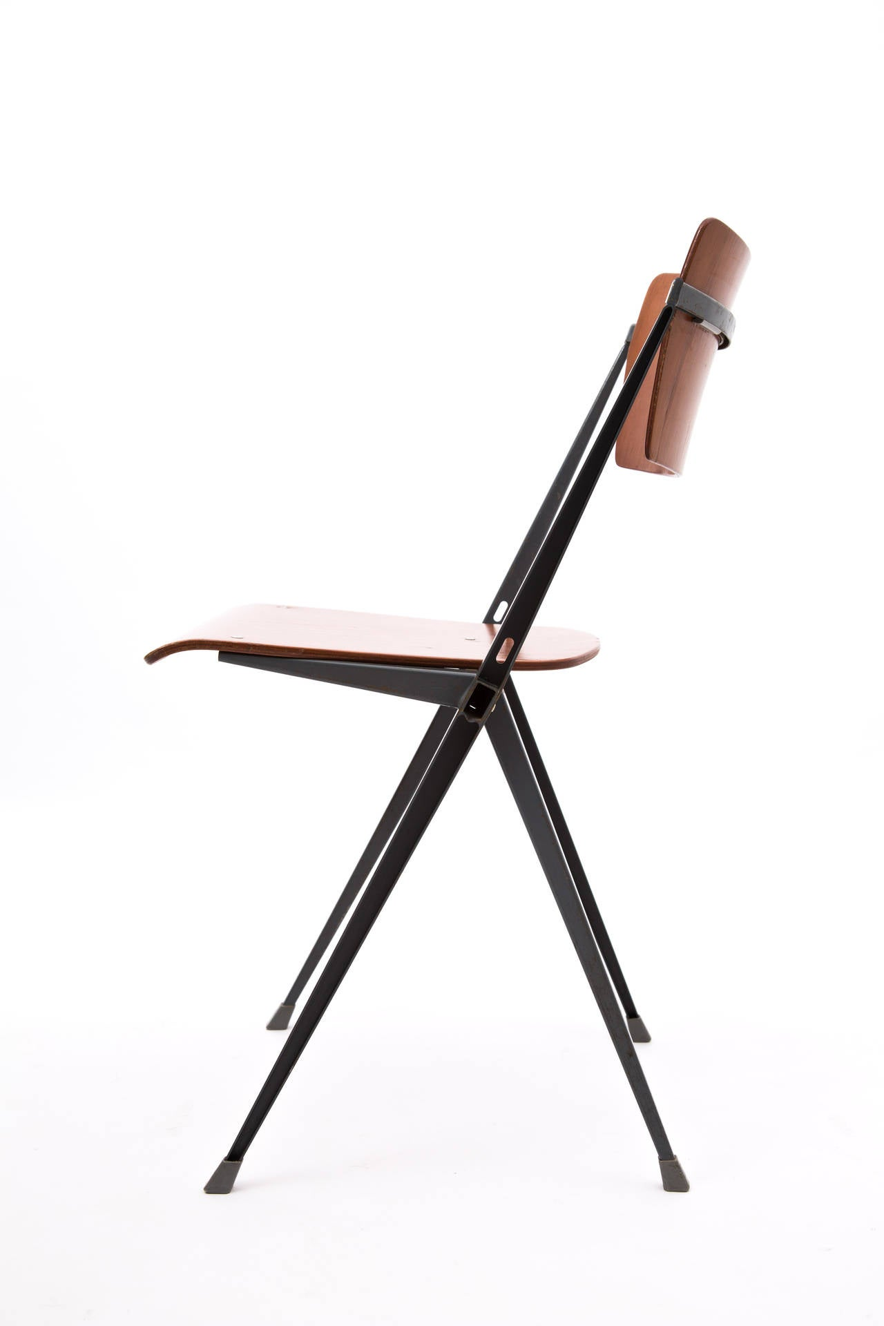Wim Rietveld Pyramide Ahrend De Cirkel Chairs For Sale At