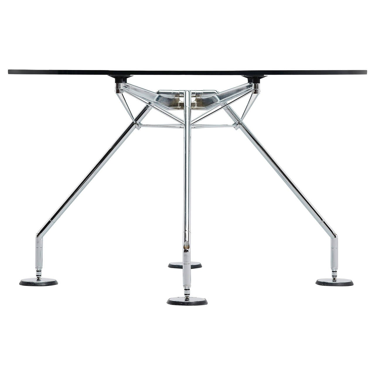 Sir Norman Foster Nomos Table For Tecno For Sale At