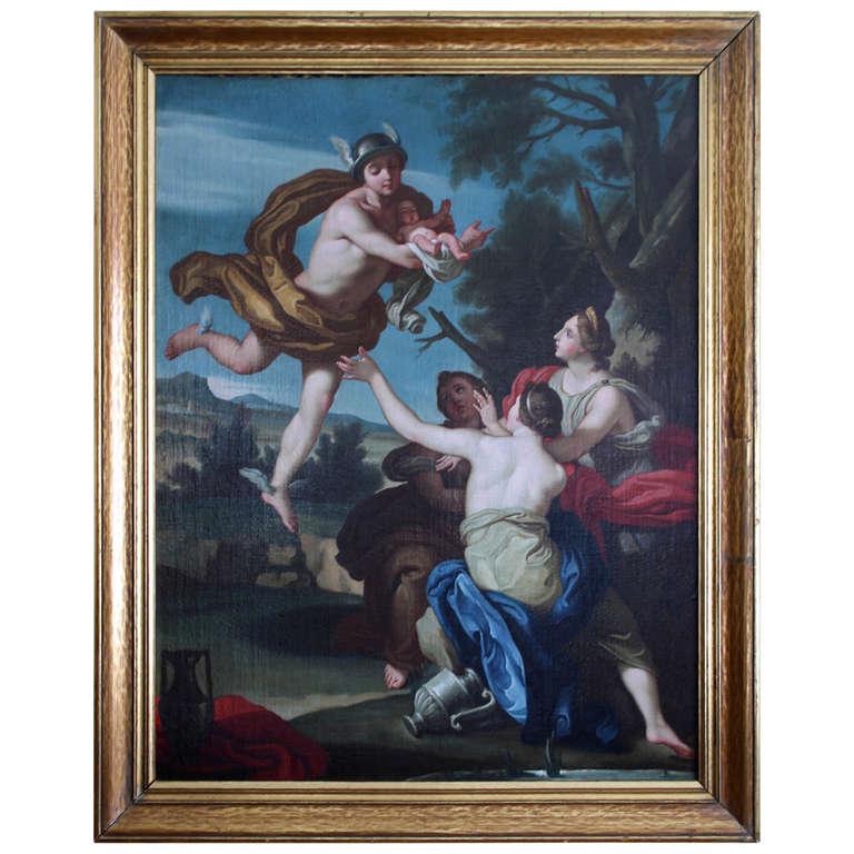 18th Century Portrait Paintings