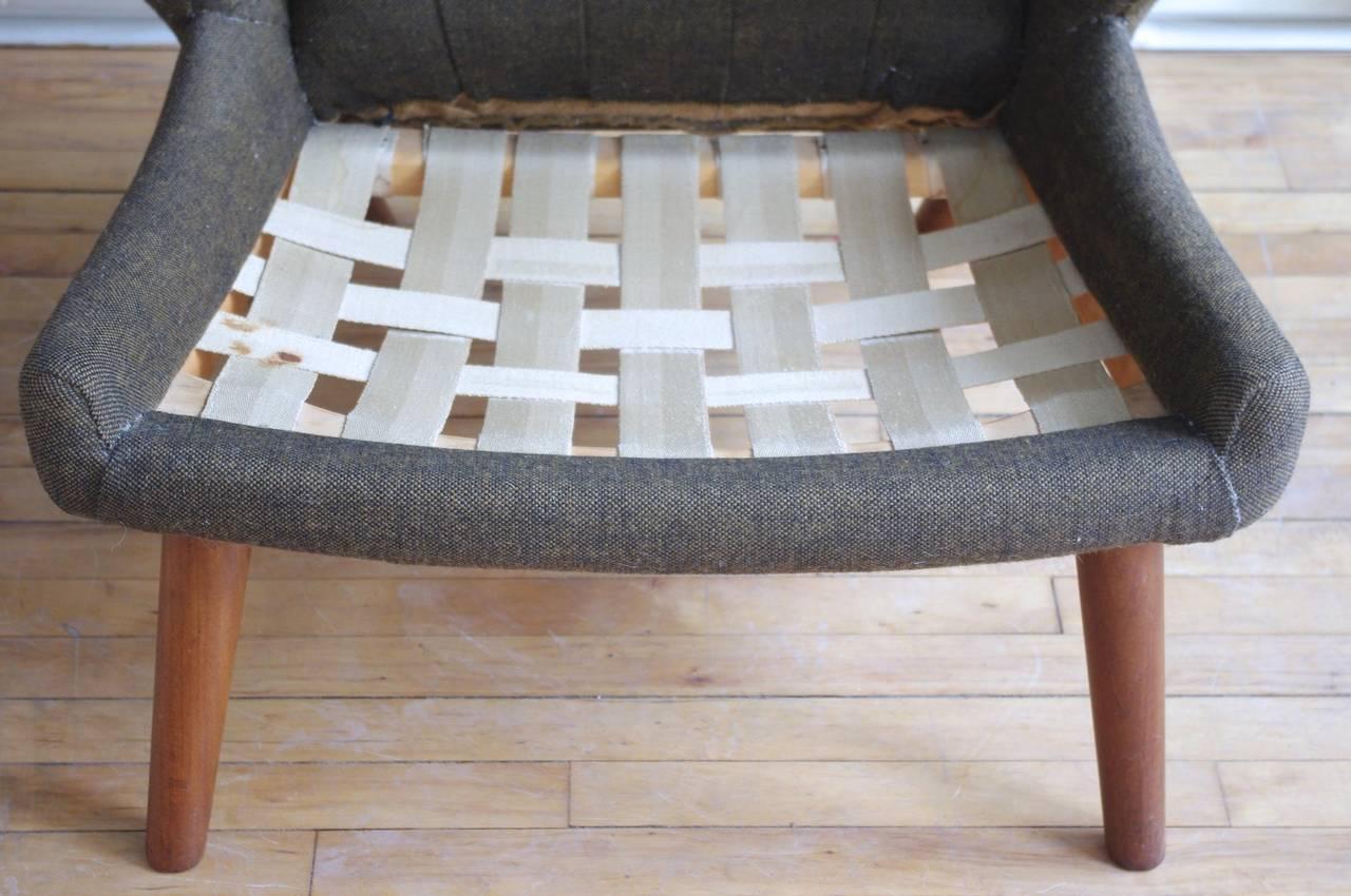 Fantastic Hans Wegner Chair Papa Bear Com At 1Stdibs Pair Of Teak Ibusinesslaw Wood Chair Design Ideas Ibusinesslaworg