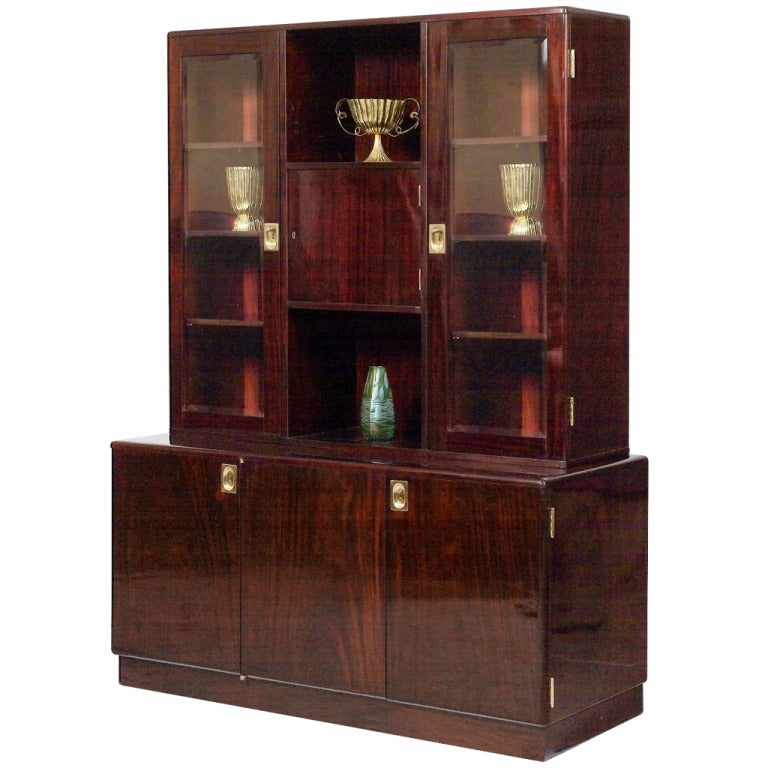 F O Schmidt Suite Of Furniture La Loos Vienna