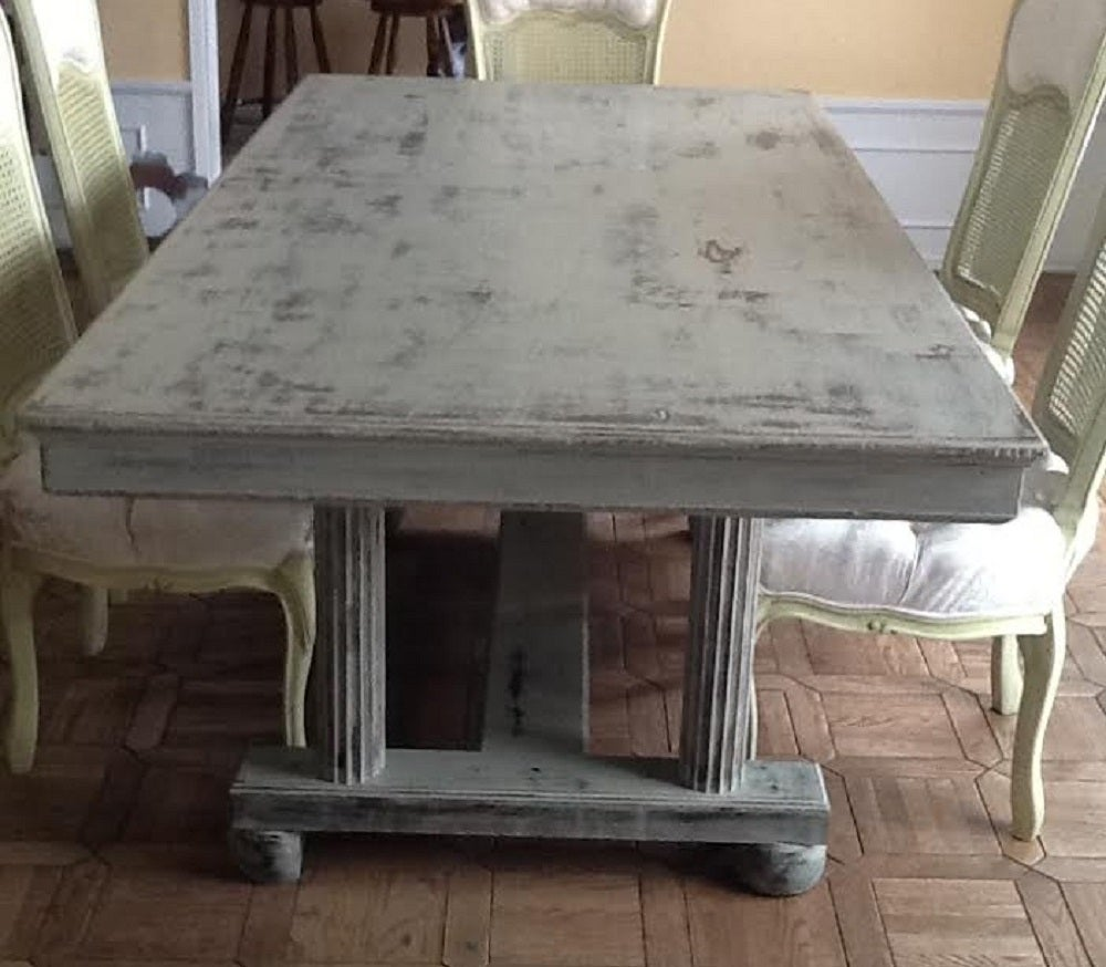 Dining Table French Country Farmhouse Table For Sale At