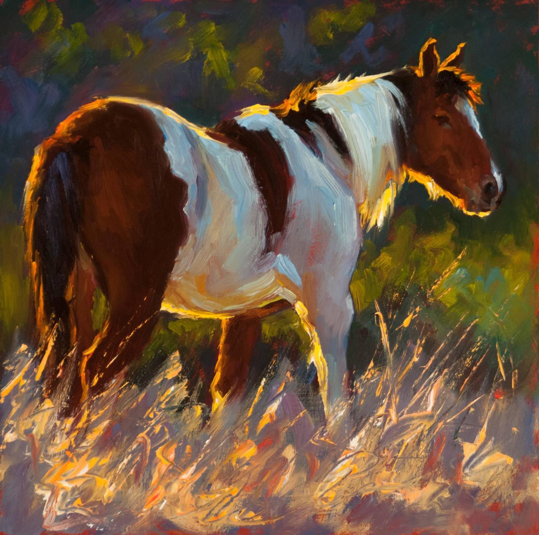 Cheri Christensen Paint In The Evening At 1stdibs