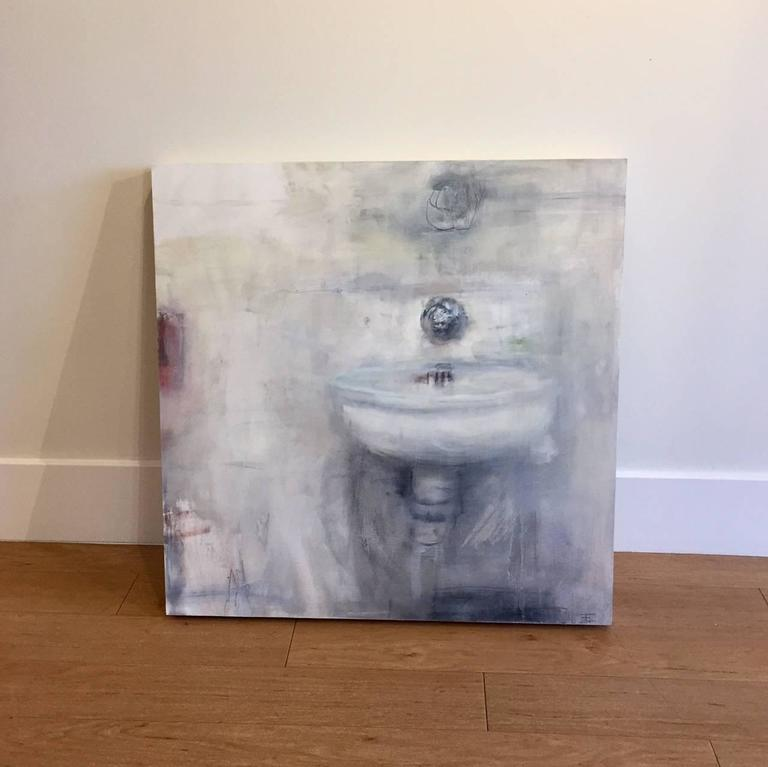Tracy Taylor Grubbs Alcatraz Sink No 1 Painting For
