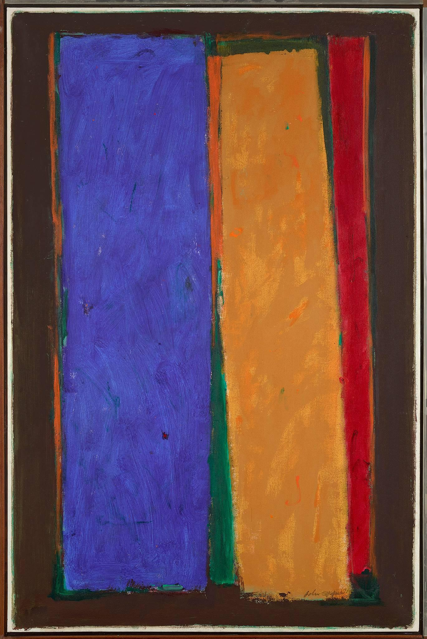 John Opper Untitled 5 71 Painting For Sale At 1stdibs