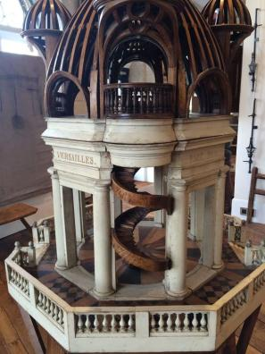 French Compagnon House Carpenter Great Masterpiece 9