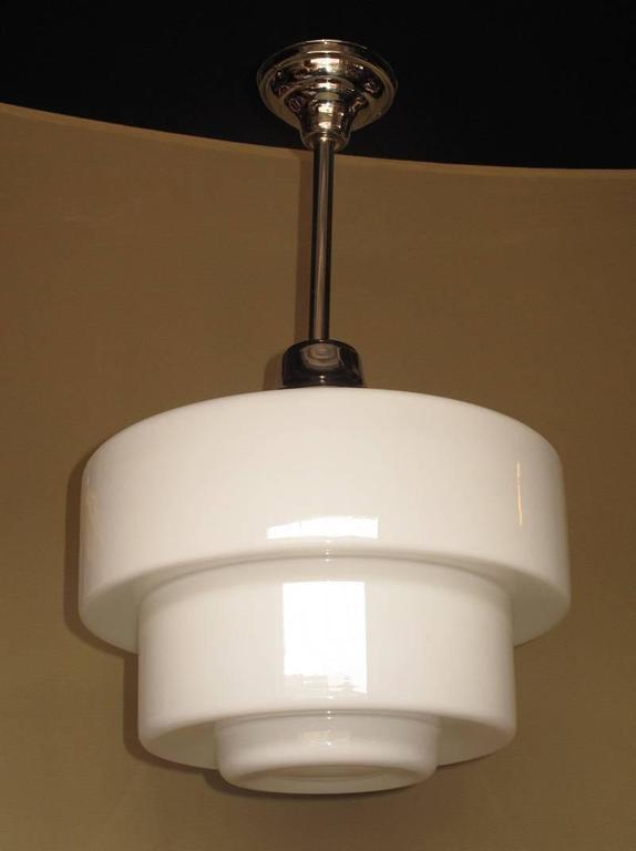 Matching Flush Mount And Pendant Lights