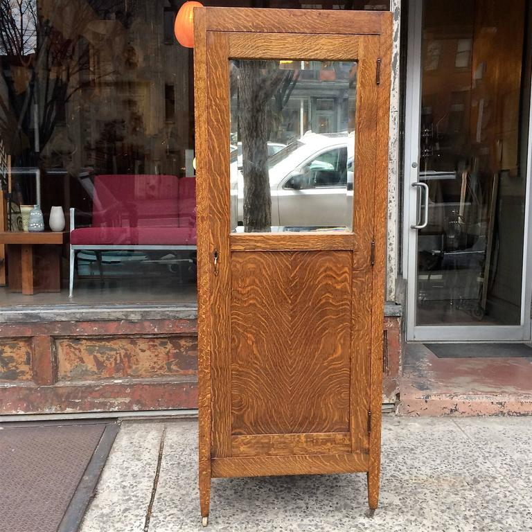 Large Armoire Hanging Clothes
