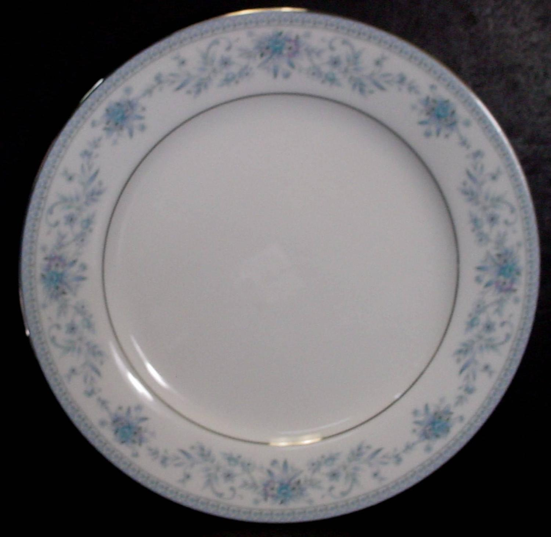 NORITAKE China BLUE HILL 2482 Pattern 65 Piece SET SERVICE