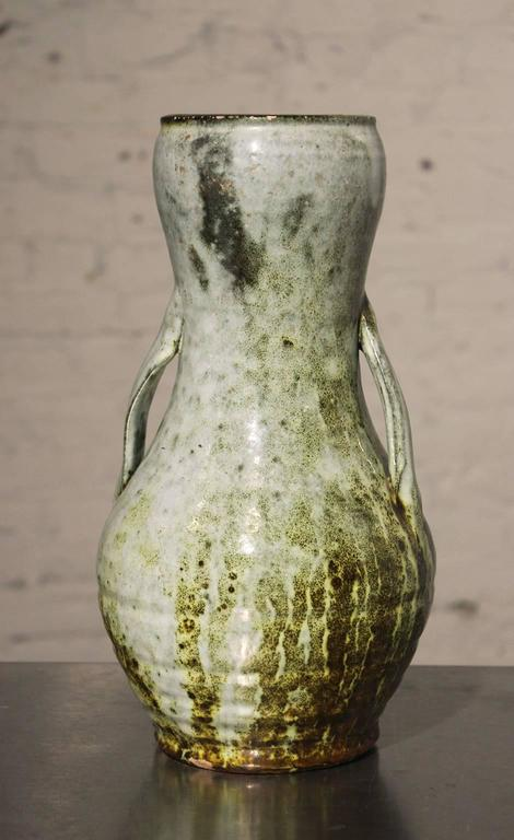 Sunset Mountain Pottery Vase For Sale At 1stdibs