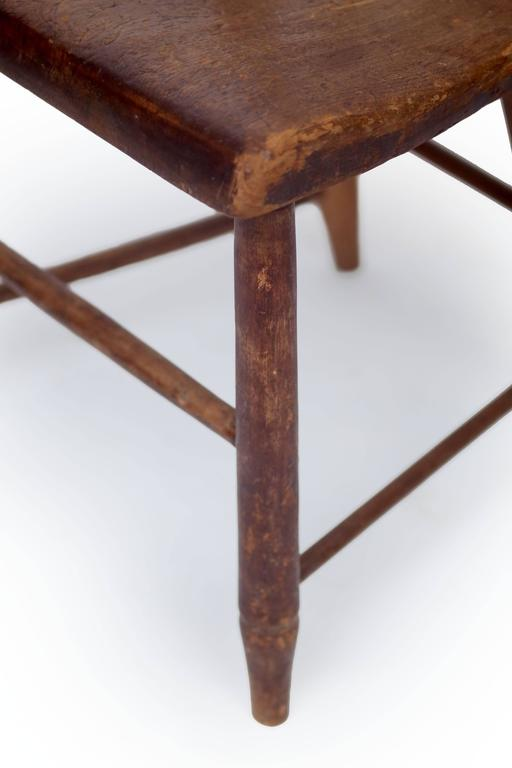 Early 19th Century American Windsor Chair For Sale At 1stdibs