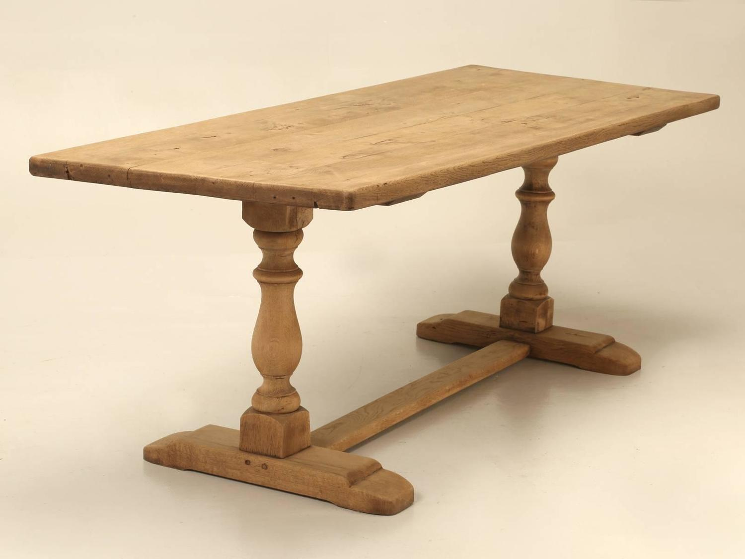 French Antique Trestle Dining Table For Sale At 1stdibs