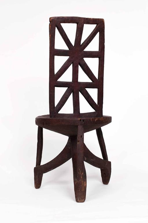 Ethiopian Chair For Sale At 1stdibs